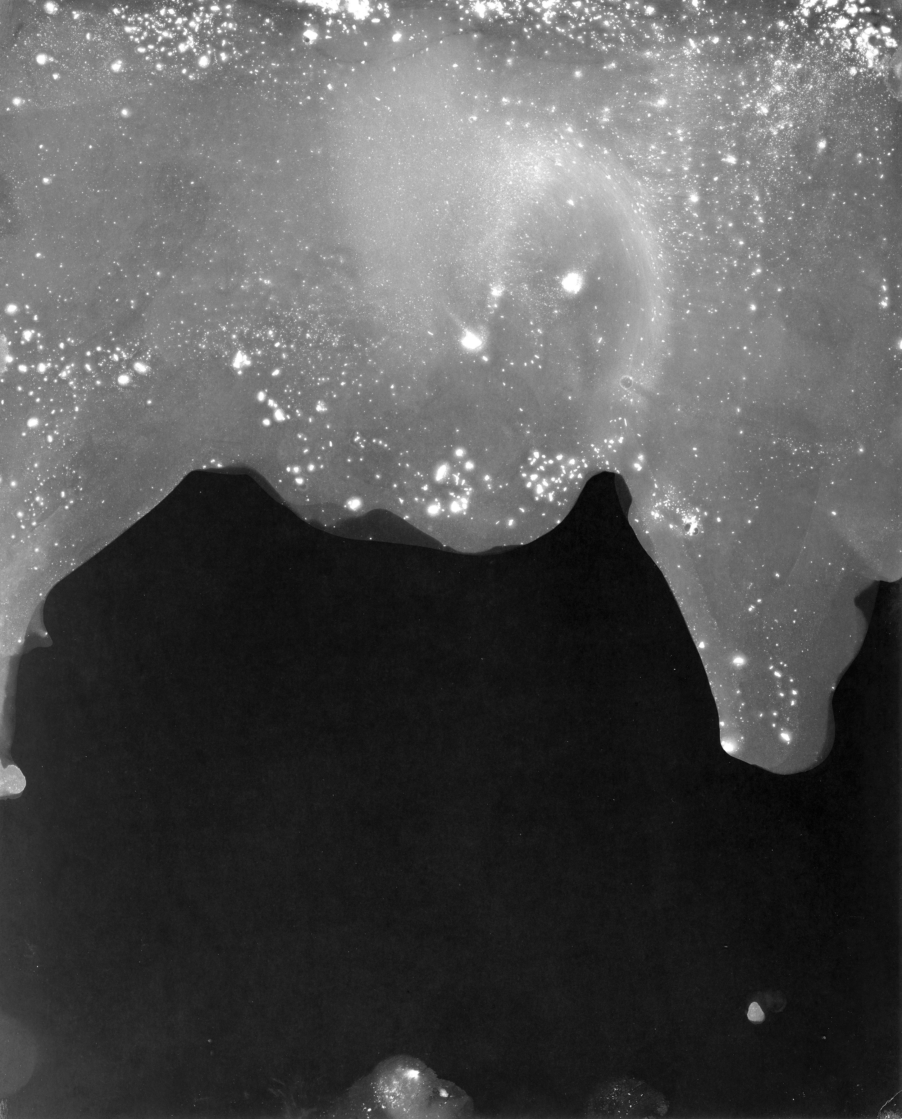 Shoshannah White, White Coal Landscape