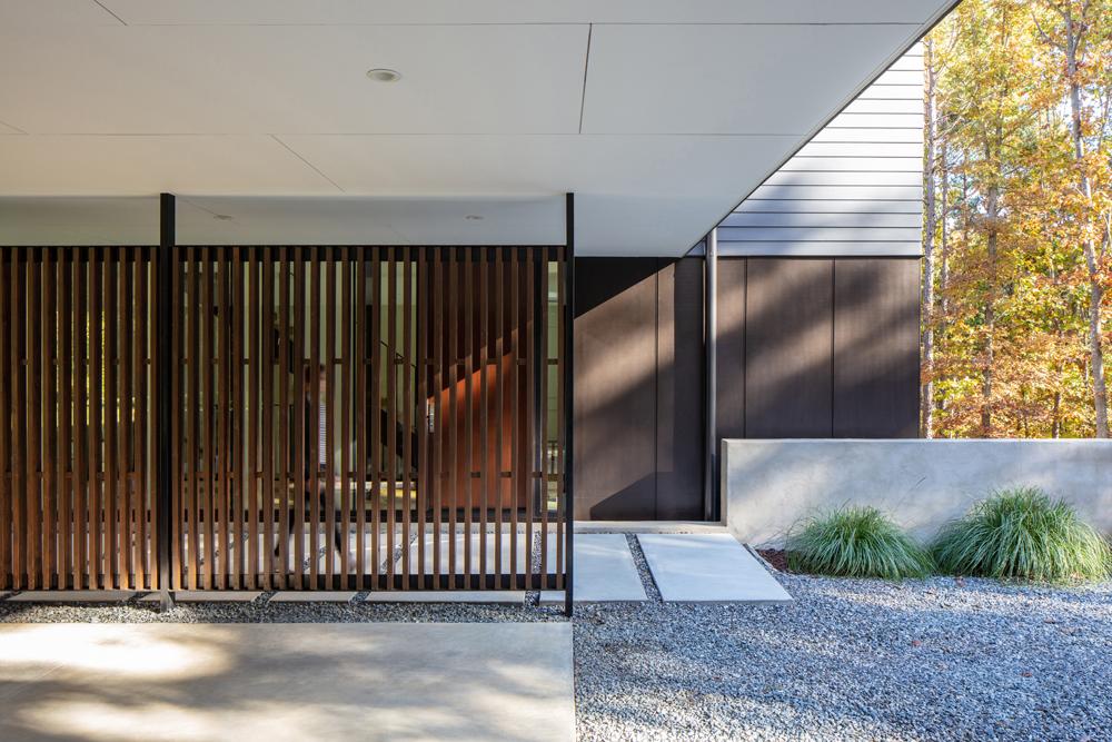 Merkel Cooper Residence, Photo by Keith Isaacs