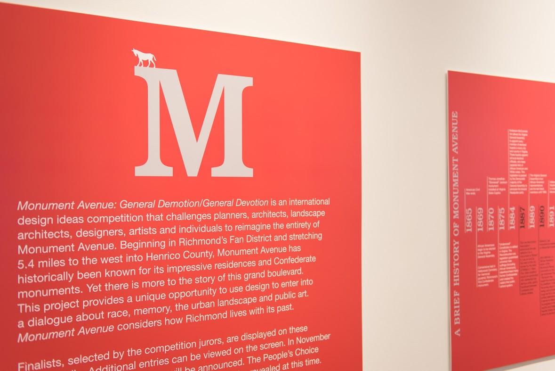 """Monument Avenue: General Demotion/General Devotion,"" The Valentine Museum"