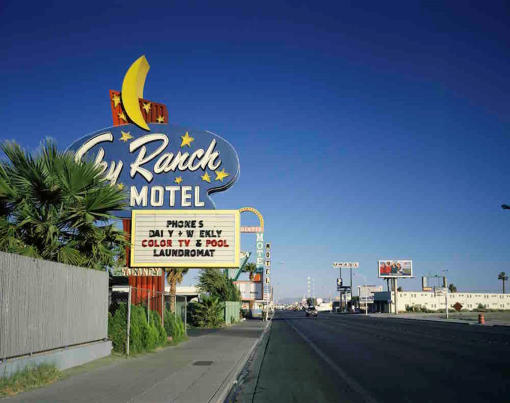 Motel Vegas by Fred Sigman