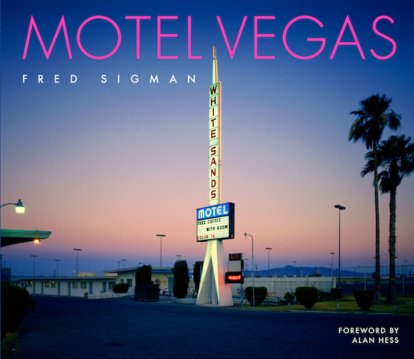 Motel Vegas by Fred Sigman (Smallworks Press) Cover