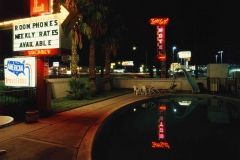 Motel Vegas by Fred Sigman (Smallworks Press)