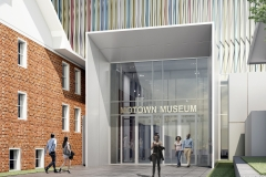 Motown Museum, Main Entry; Perkins+Will