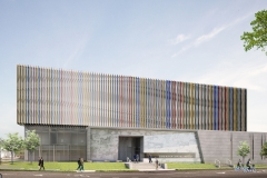 Motown Museum, Theater Entry: Perkins+Will