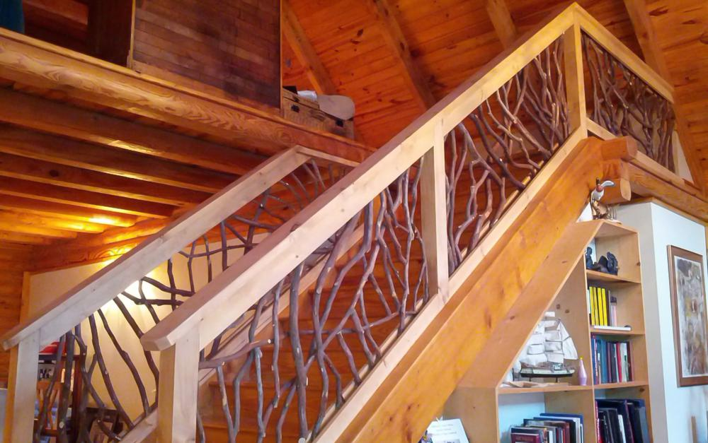 Mountain Laurel Handrailings