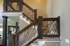 Mountain Laurel Handrailings