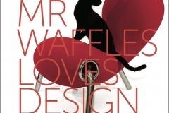 Mr. Waffles Loves Design