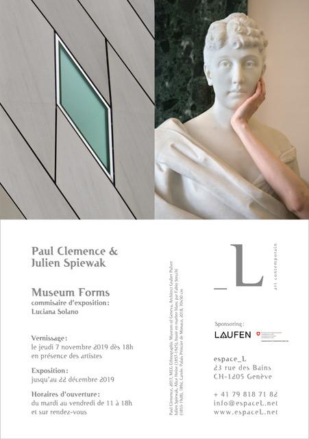 Museum Forms Invitation
