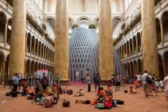 Studio Gang, Hive, National Building Museum