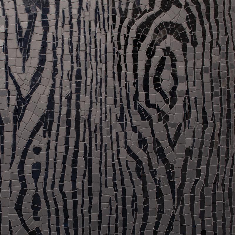 Wood Grain glass mosaic