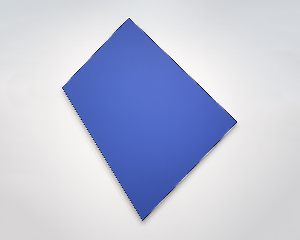 Ellsworth KELLY, Blue Panel, 2014