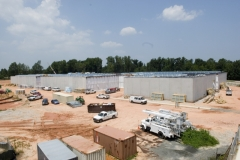 NCMA West Building Under Construction