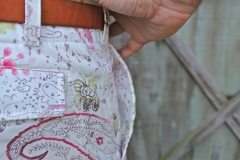 Paisley shorts