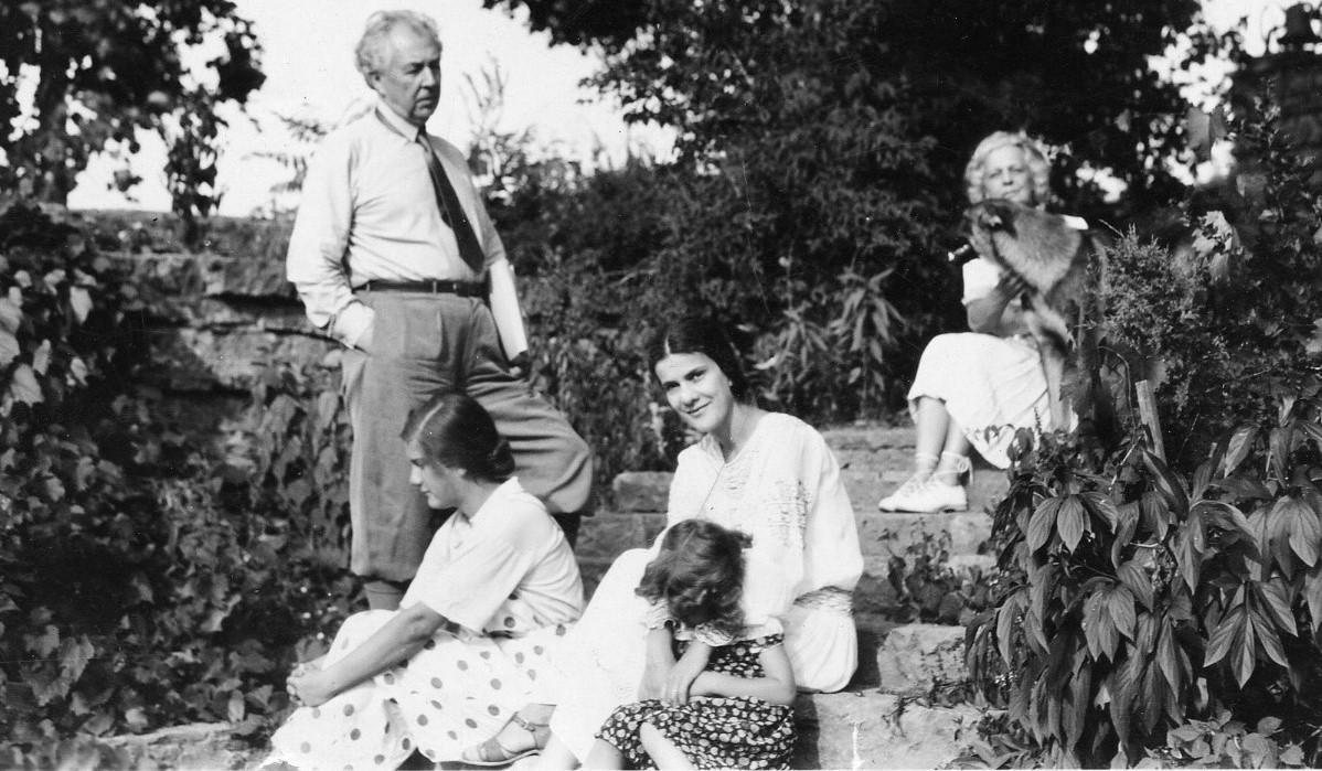 Olgivanna Lloyd Wright