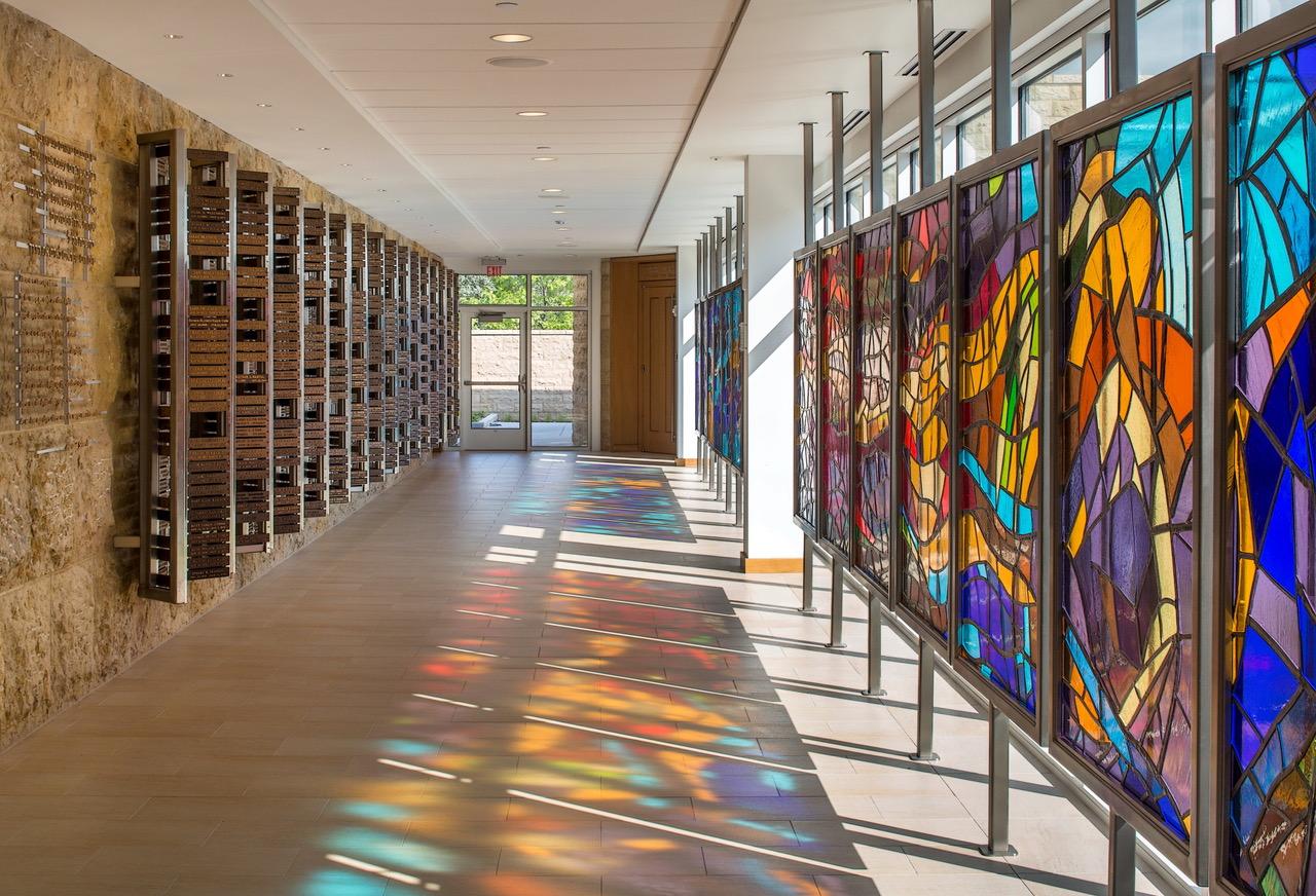 Finegold-Alexander-TriFaith-Temple-Israel-Hallway-Tom-Kessler