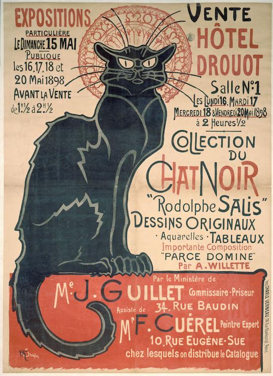 """THenri de Toulouse-Lautrec (1864-1901). """"Divan Japonais"""", 1892. Paris, musée Carnavalet."""