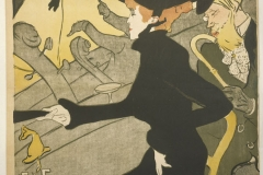 """Henri de Toulouse-Lautrec (1864-1901). """"Divan Japonais"""", 1892. Paris, musée Carnavalet."""