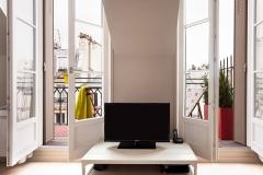 Saumur, living area, Paris Perfect