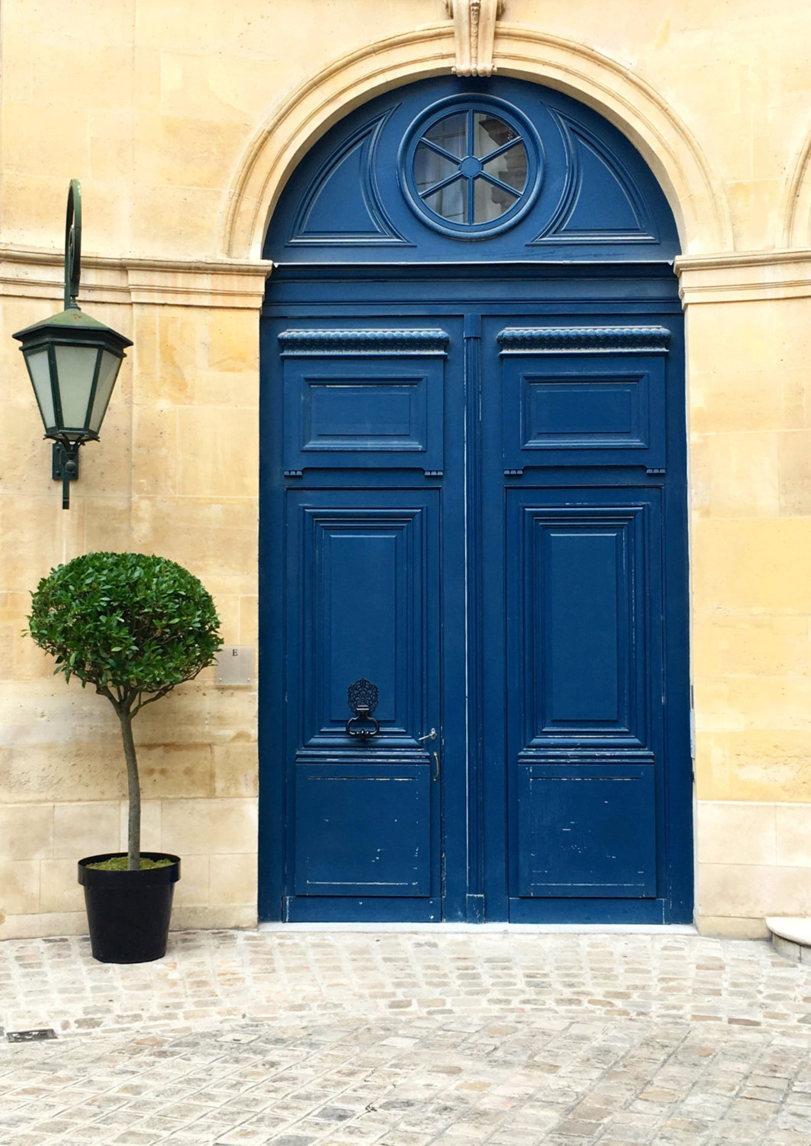 Paris Doors, Richard Nahem