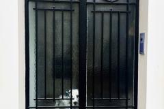 Door with Dalmation, Richard Nahem