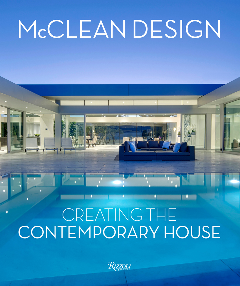 McLean Design Cover, Photo by Nick Springett