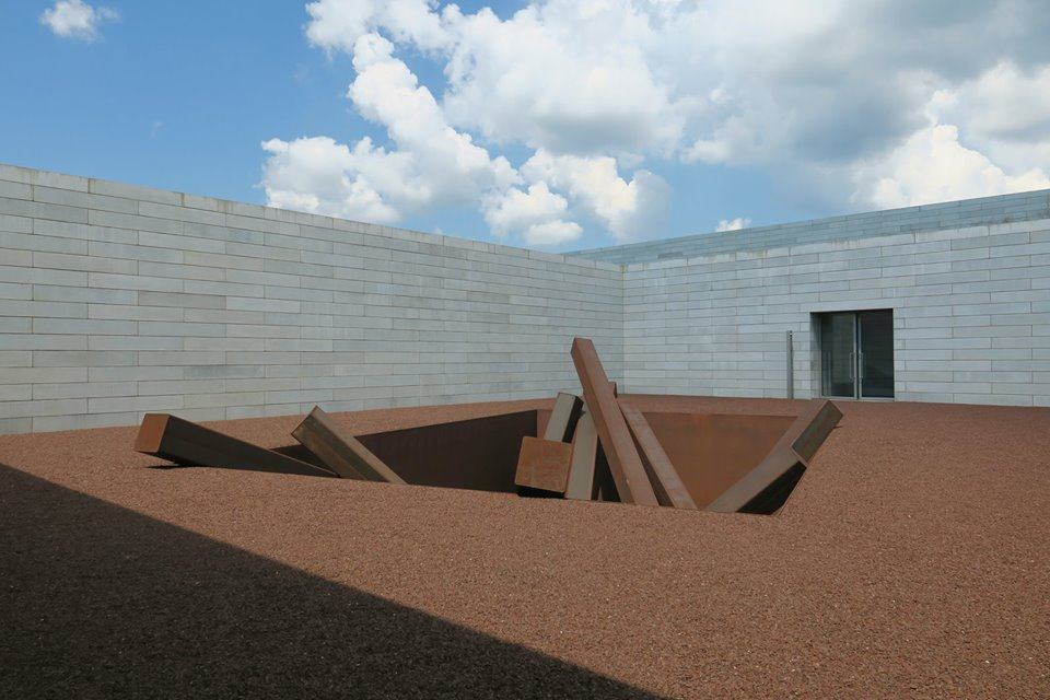 The Pavilions at Glenstone; Photography by Paul Clemence