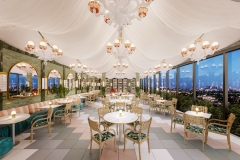 Rooftop Restaurant, Pendry Residences, West Hollywood