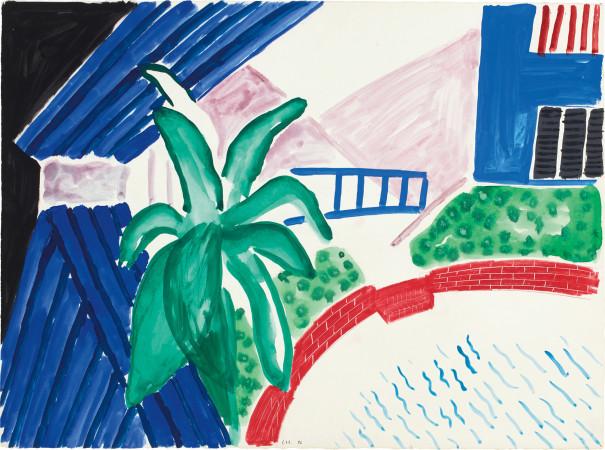 David-Hockney-House-Palm-and-Pool-1