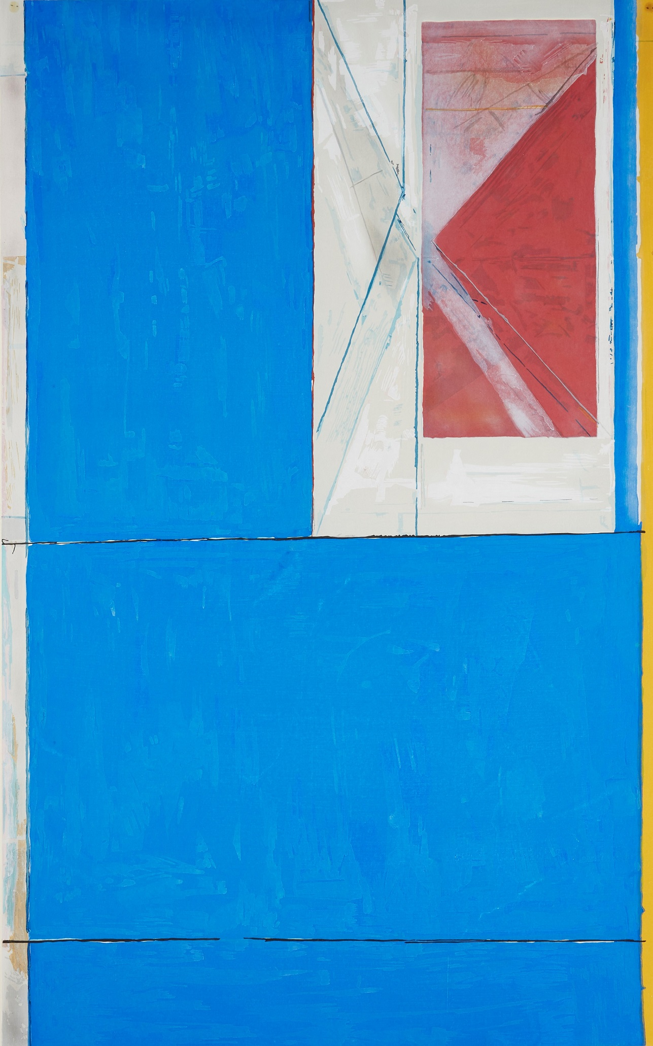 Richard-Diebenkorn-Blue-1984