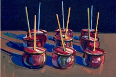 Wayne-Thiebaud-Candy-Apples-1987