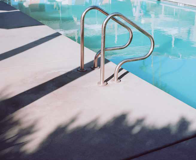 """Pools,"" by Lou Stoppard, Rizzoli"