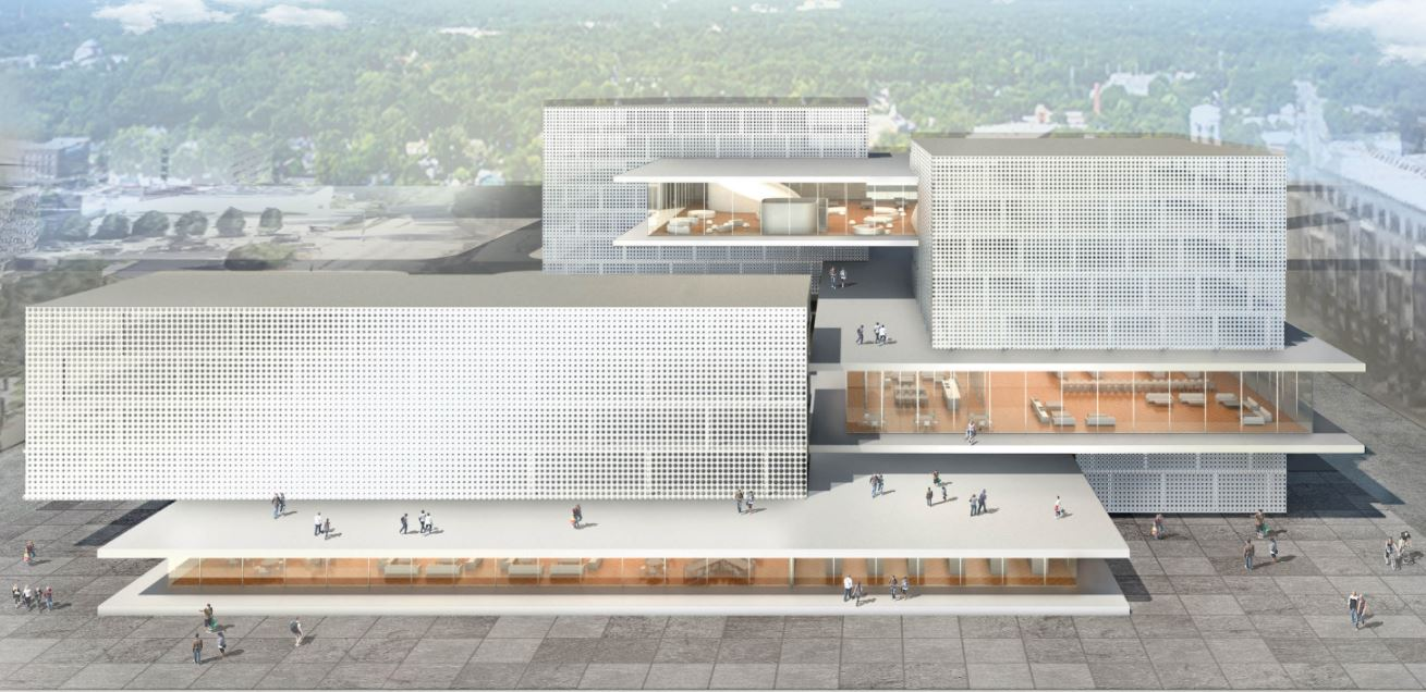 Perkins+Will, Co-live, Co-work