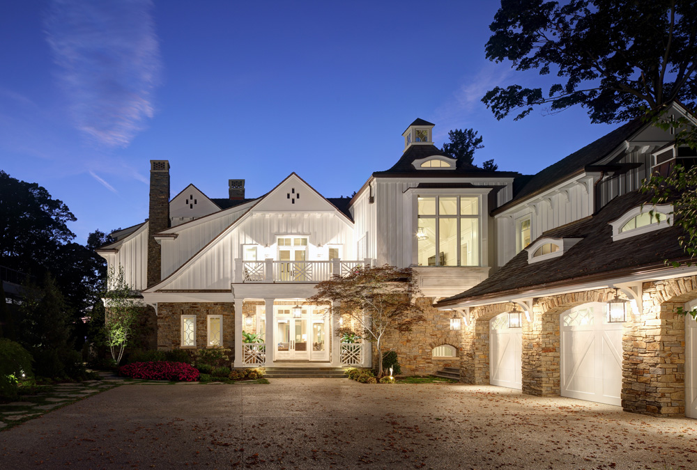 Richard Landry, Michigan Lake House