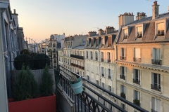 Rooftops, rue Cler