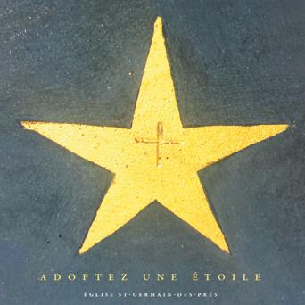 Saint Germain des Prés: Adoptez une Etoile