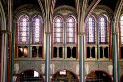 Saint Germain des Prés: Choeur achieved, tm Agence Pierre-Antoine Gatier