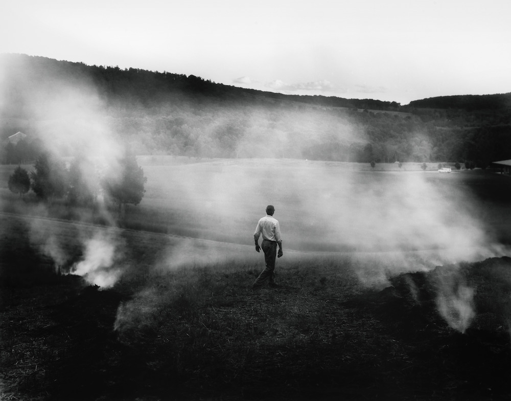 Sally Mann (American, born 1951), The Turn, 2005, gelatin silver print, Private collection