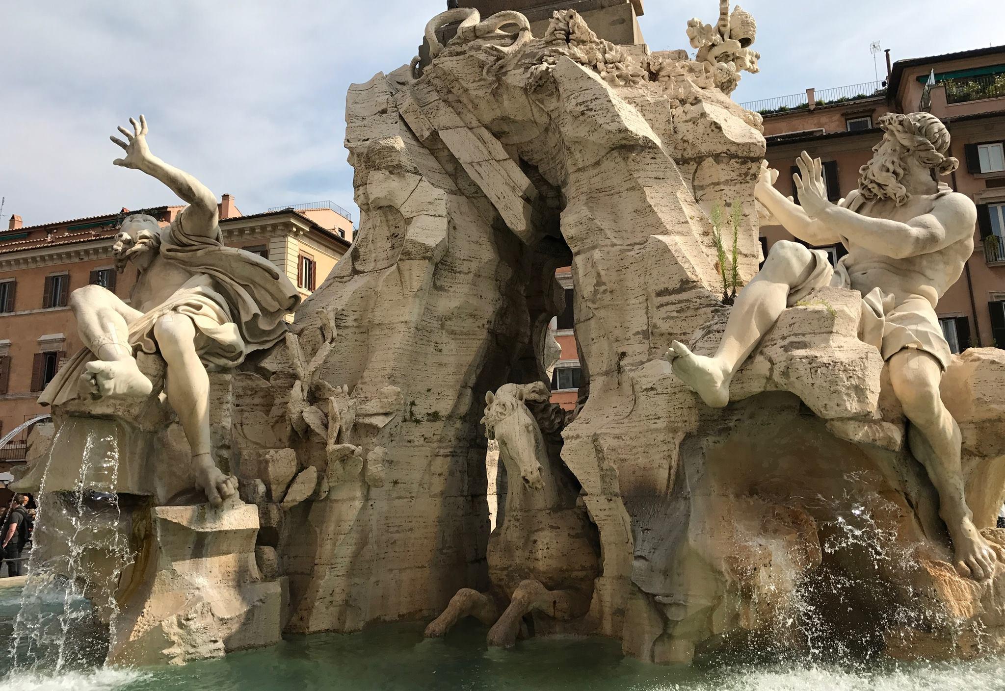 Bernini, Piazza Navona