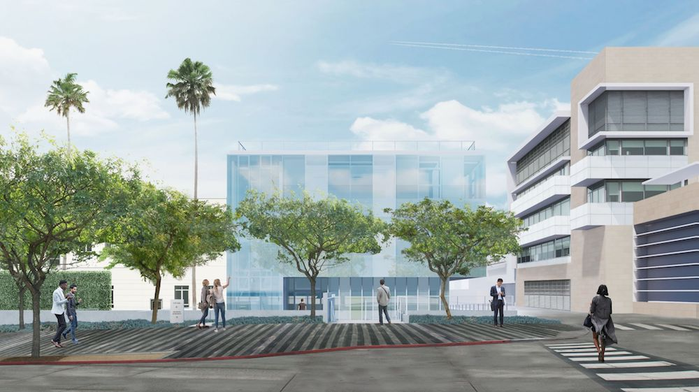 Santa Monica City Services Building, Frederick Fisher and Partners
