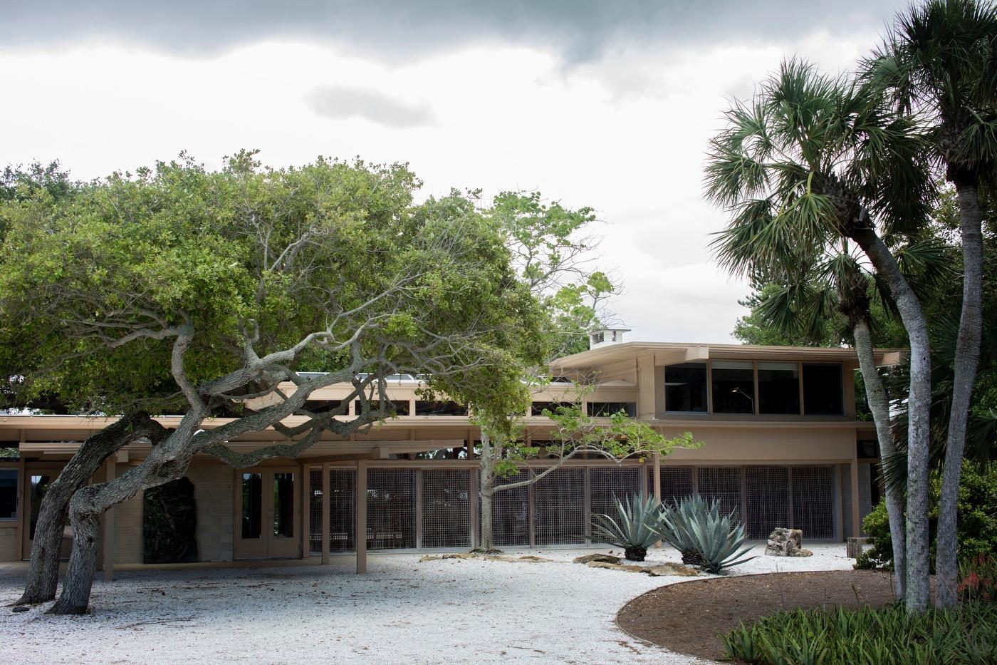 Burckhardt-Cohen Residence, Paul Rudolph, by Bryan Soderlind