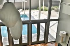 Umbrella House Interior, Paul Rudolph