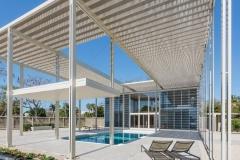 Umbrella House, Paul Rudolph, Lido Shores