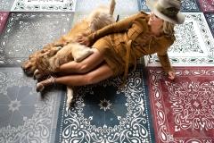 Sasha Bikoff, Bandanas, The New World, New Ravenna