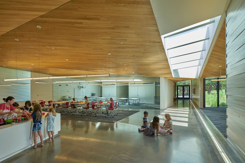 Students,  Lamplighter School, Blackwell Architects