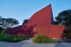 Barn, Lamplighter School, Blackwell Architects