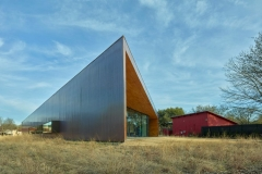 Exterior Angle, Lamplighter School, Blackwell Architects