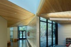 Hallway, Lamplighter School, Blackwell Architects
