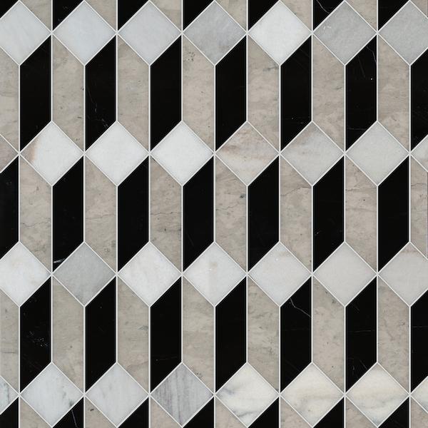 Madison stone mosaic