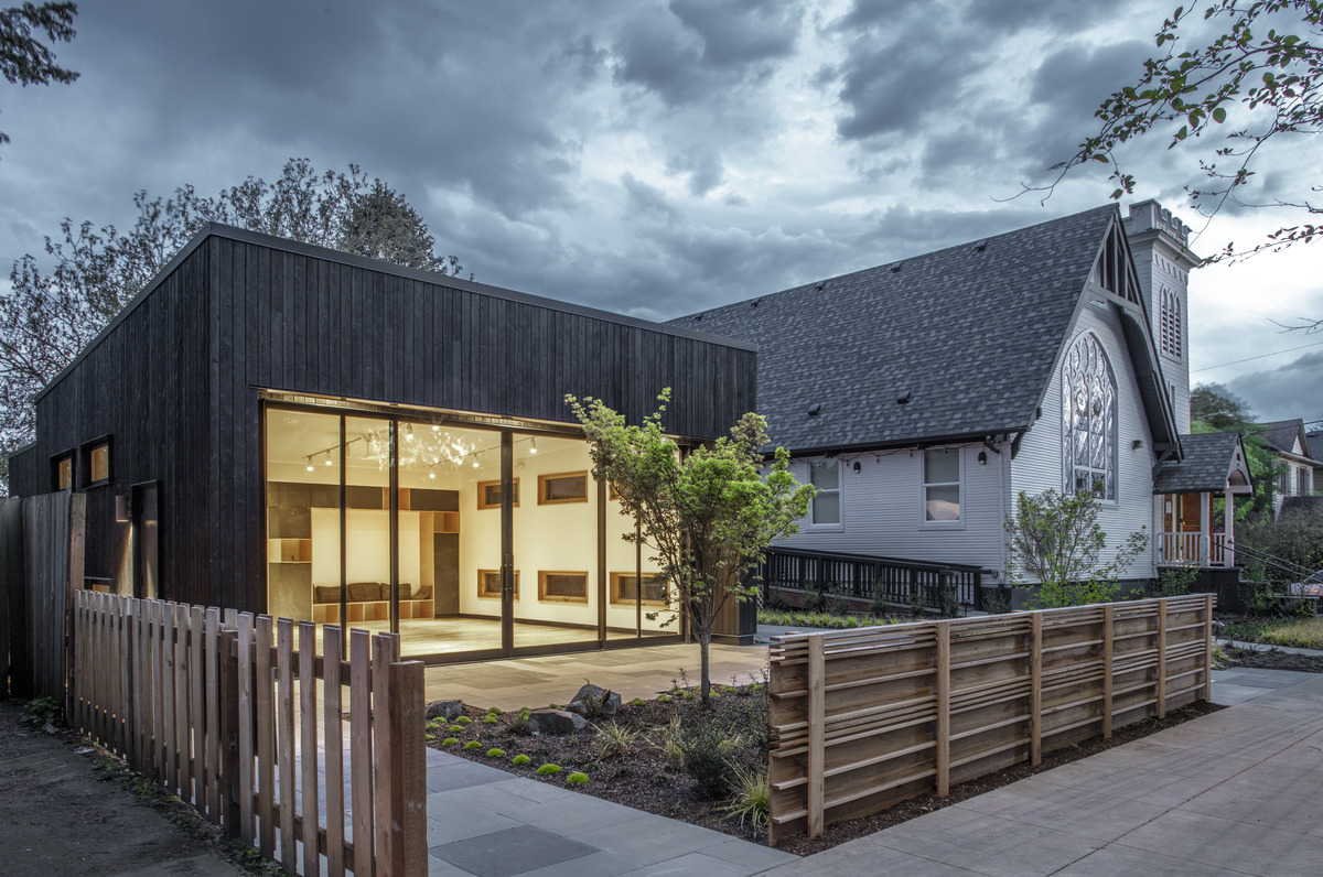 Church Renovation and addition, Portland, Ore.: SERA Architects