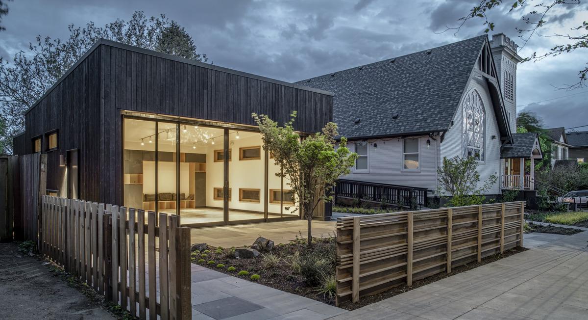 Church/Theater Renovation and addition, Portland, Ore.: SERA Architects
